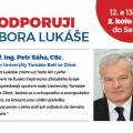 Podporovatel: prof. Ing. Petr Sáha, CSc.