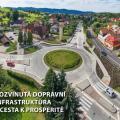 Dopravní fórum 2018 / magazín Sdružení pro rozvoj dopravní infrastruktury na Moravě