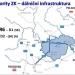 Priority ZK - dálniční infrastruktura