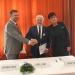 Memorandum o vzájemné spolupráci na infrastrukturním projektu Mimoúrovňové křížení I/50 Kunovice – Uherské Hradiště – Staré Město.