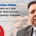 Podporovatel: MVDr. Stanislav Mišák